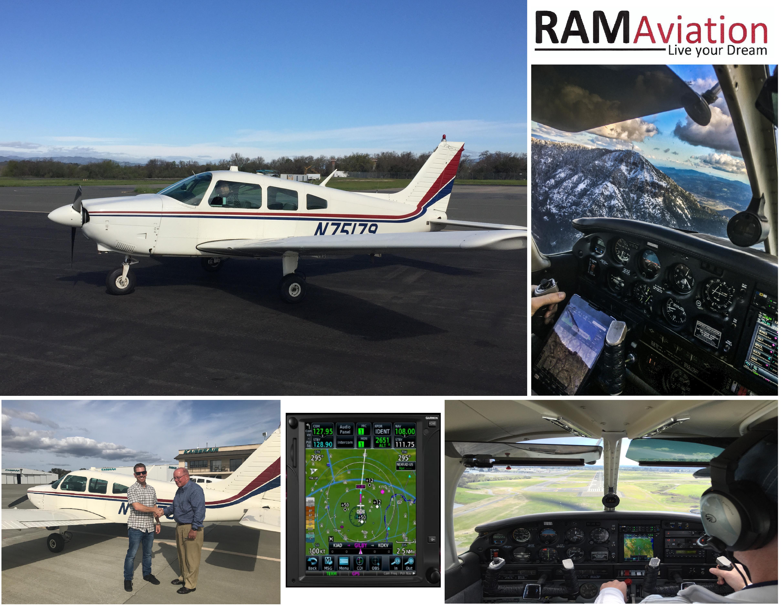 Aircraft Rentals - RAM Aviation